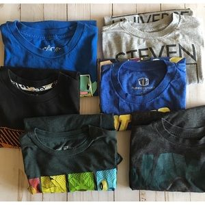 Boys T-Shirt lot size M